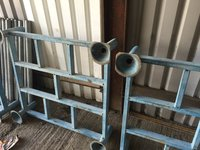 3 strong high quality stillages for sale