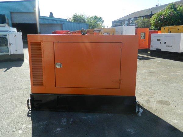 2003 40kva Iveco Diesel Generator -Preston, Lancashire