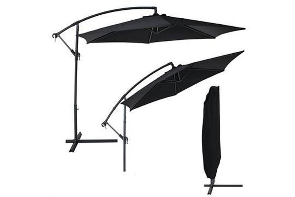 Black Banana Umbrella for Sale