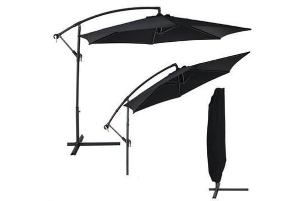 Black Banana Umbrella for Sale