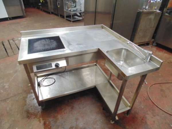 Kitchen Hobs Commercial ~ Secondhand catering equipment dh