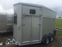 Ifor Williams HB 511 Horse Trailer