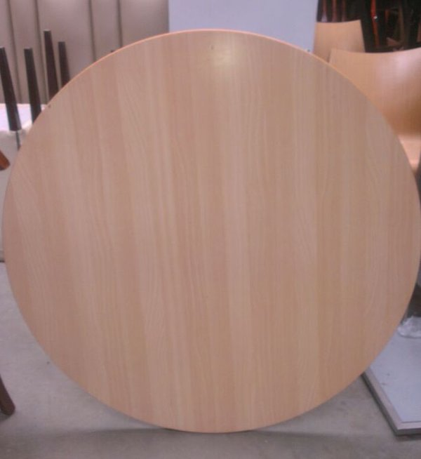 Round Wooden Table Tops