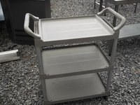 Rubbermaid 3 Tier Trolley