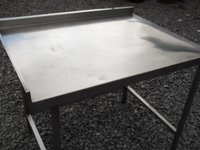 Used S/s table