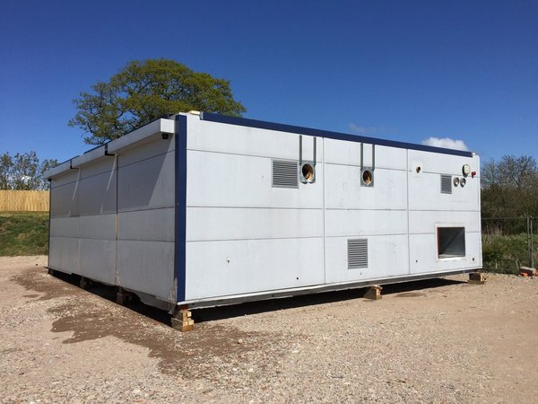 Modular Building 3 Bay Single Storey