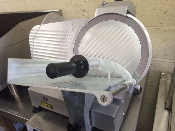 Buffalo Meat Slicer 300mm - Ex Demo Model