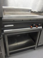 Lincat Gas Hot Plate Grill G20 GS7/N