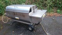LPG Hog roast machine