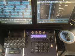 ETC ION 1024 Lighting Control System