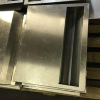 Second hand Extractor Baffles for sale