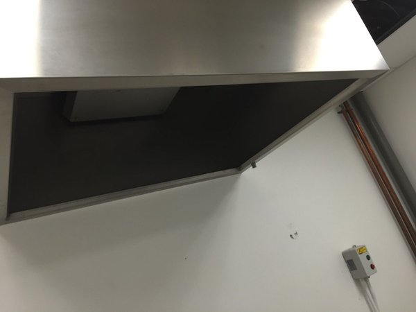 Commercial Stainless Steel Extraction Hood For Sale