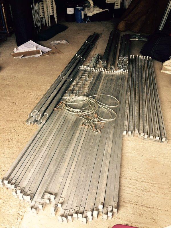 40 x 30 bond fabrication clearspan