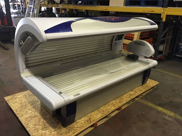 Buy Used Ergoline 300 Classic Super Power Commercial / Home Sun Bed