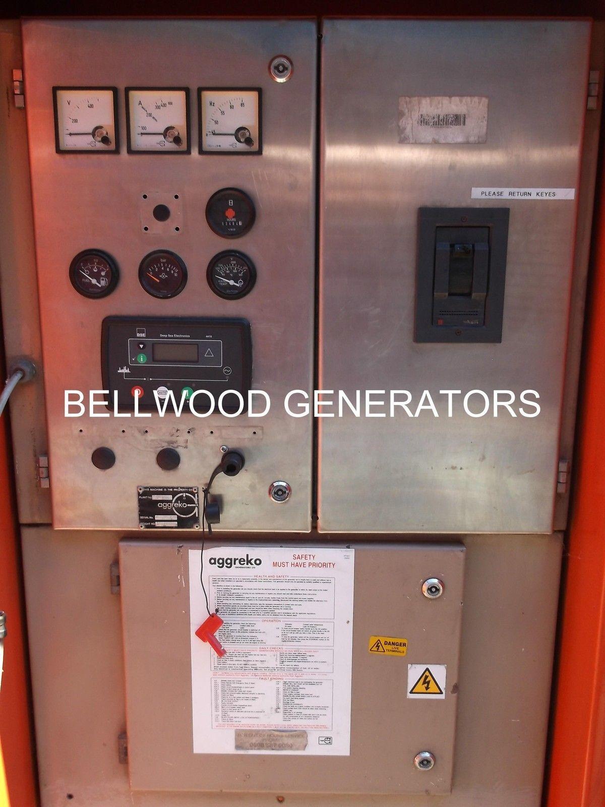 Secondhand Generators Generators 101 to 200kva