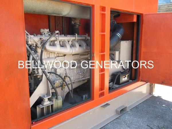 Buy Used Aggreko super silent diesel generator