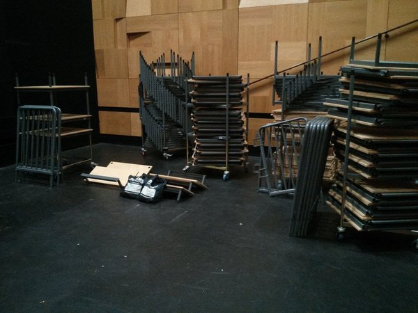 Stage Systems – Second Hand Q Build Staging