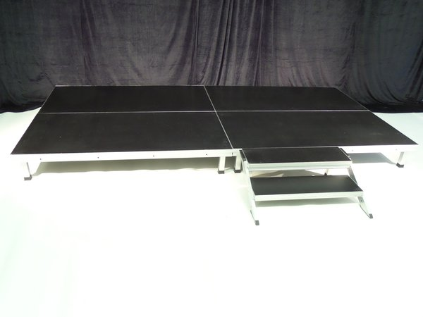 professional modular event staging for sale