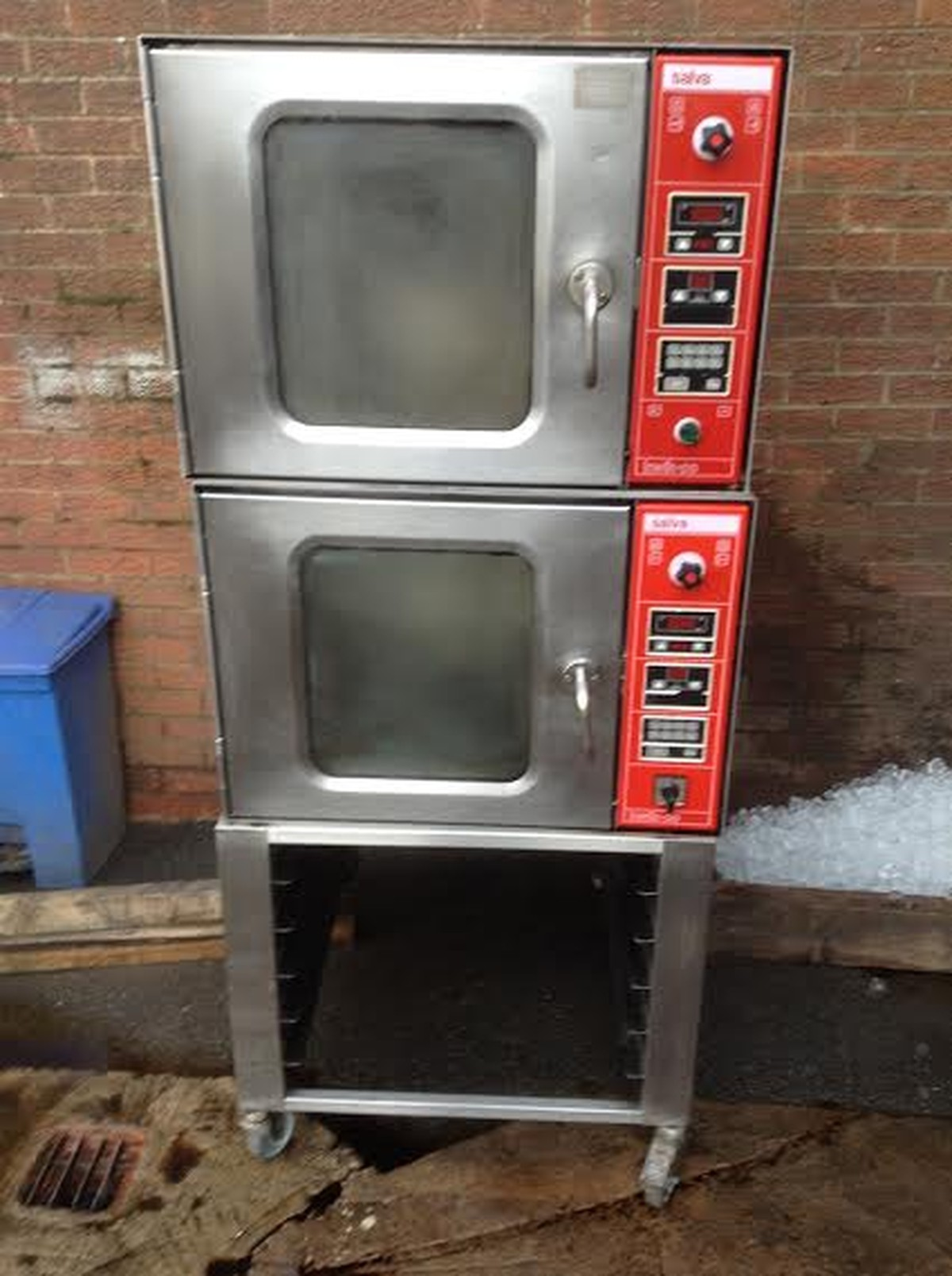 Oven Used In Bake Off Salva Bake Of Oven Lancashire