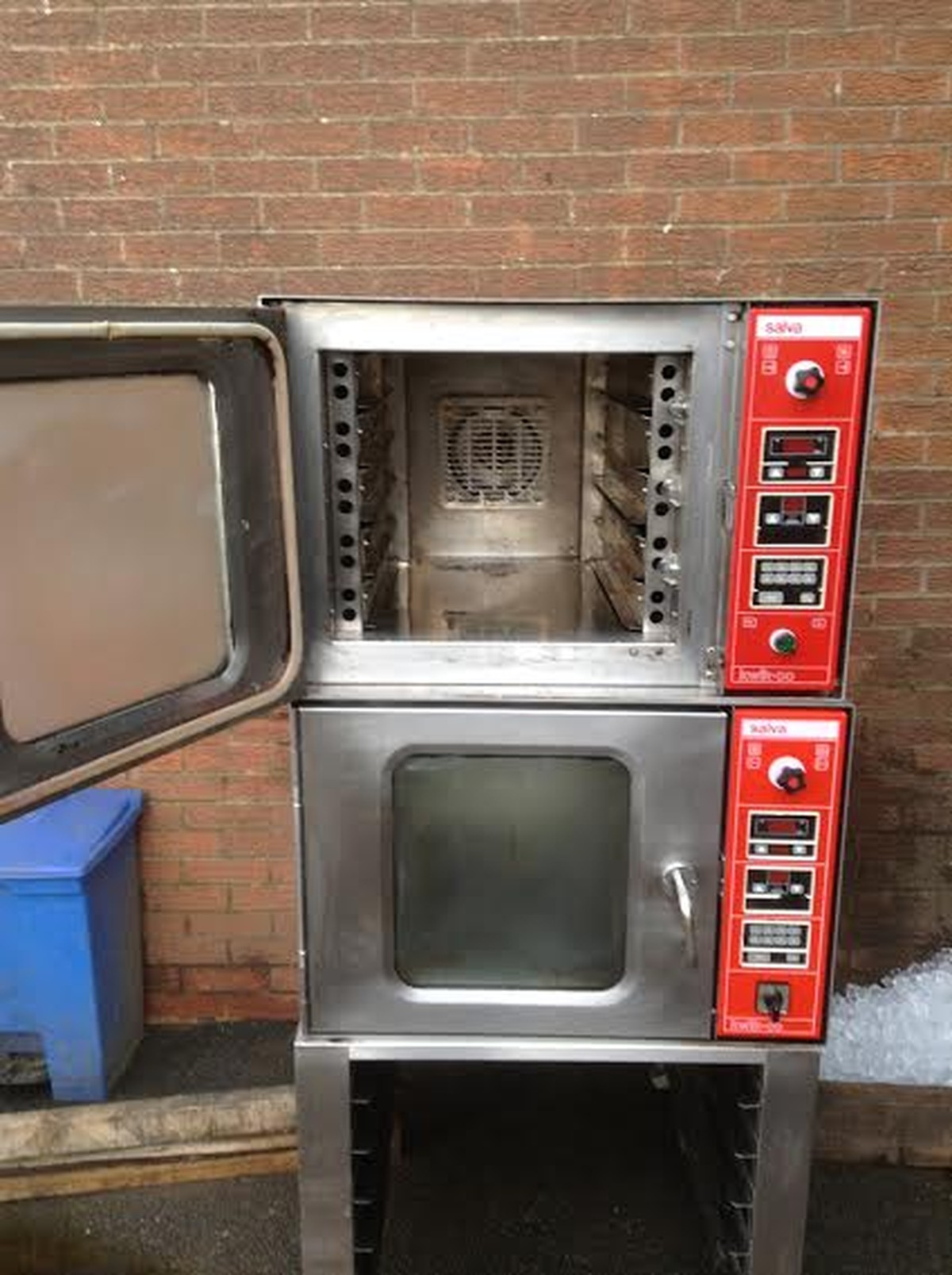 Secondhand Catering Equipment Electric Ovens 4 Grid