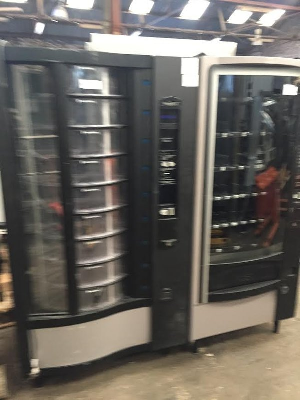 Secondhand Catering Equipment Vending Machines