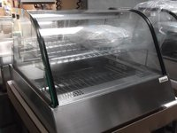 Pie warmer / heated display
