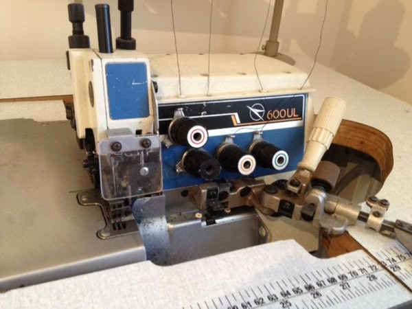 Brother 600UL 5 Thread Overlocker Industrial Sewing Machine for sale