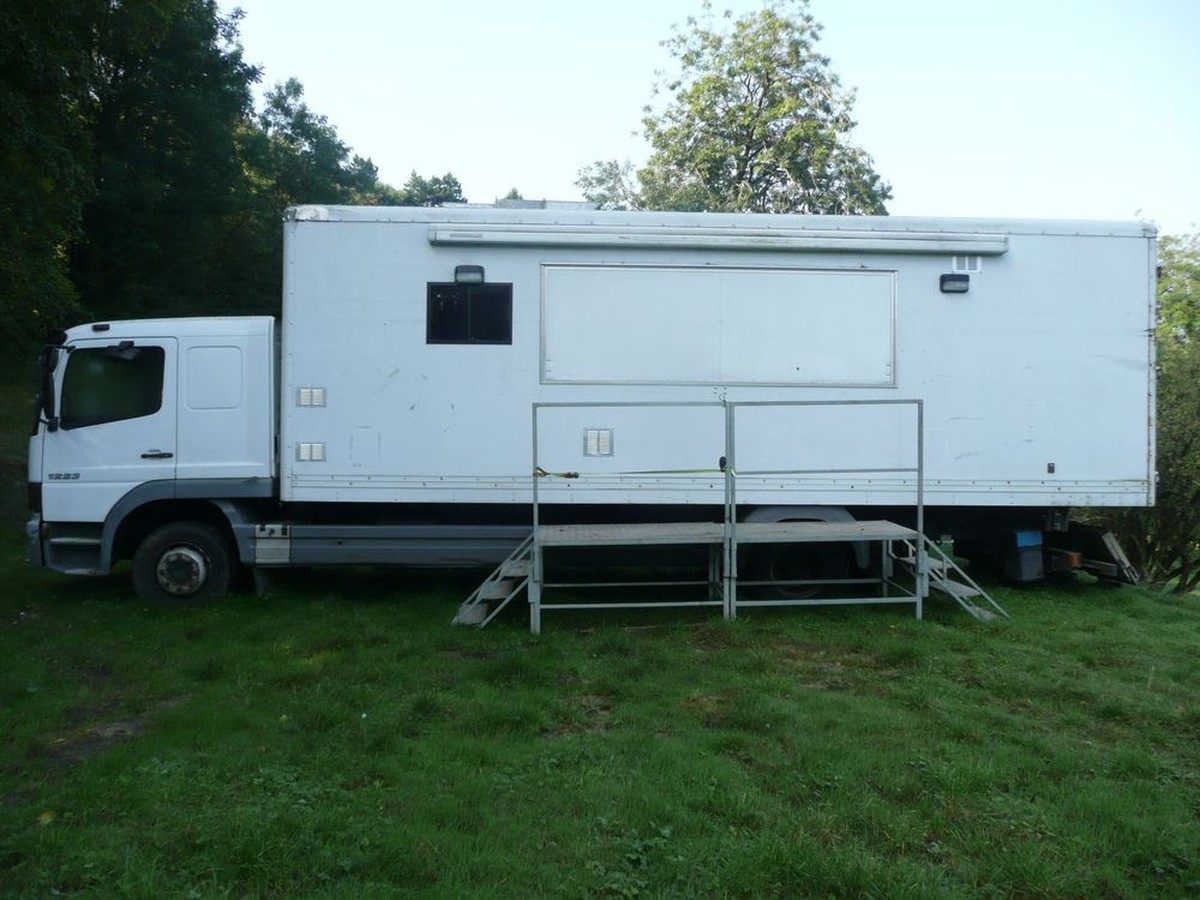 Secondhand Catering Equipment Catering Trailers And
