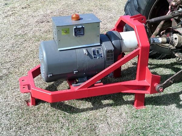 Magnate MK II tractor driven generator