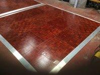 12x12 Dance Floor