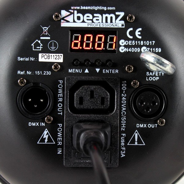 Second hand Beamz Pro uplighter for sale