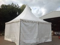 6m x 6m Walu Chinese Hat Marquee