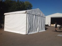 6m x 5m Clearspan Framed Marquee