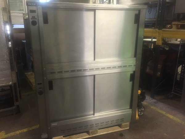 Victor Double  Height Heated Cupboard Pass