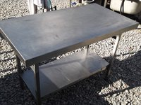 Stainless Steel  Table  (3323)