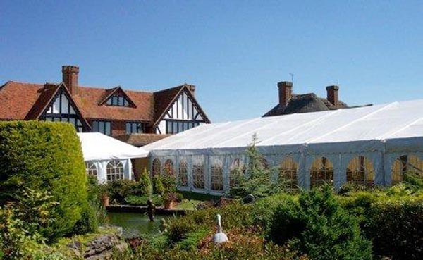 garden marquee hire business for sale