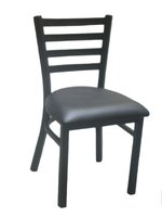 The Regent Steel Chair