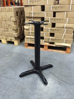 Cast Iron Antonio Black Table Base