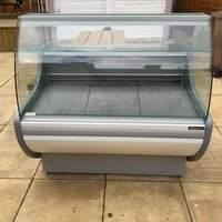 Blizzard omega 130 over counter display fridge