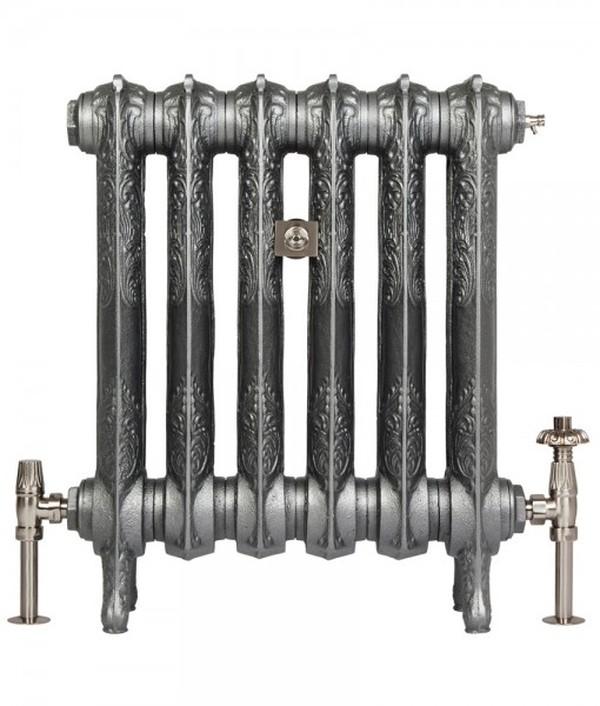 Bespoke Rococo Cast Iron Radiator