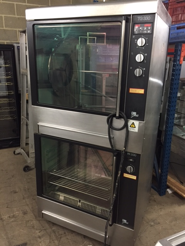 Eurogrill TG 330 Rotisserie