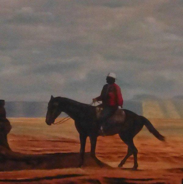 Cowboy/Western Stage Backdrop