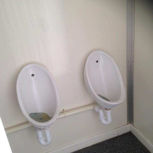 2 Plus 1 Luxury Toilet Trailer