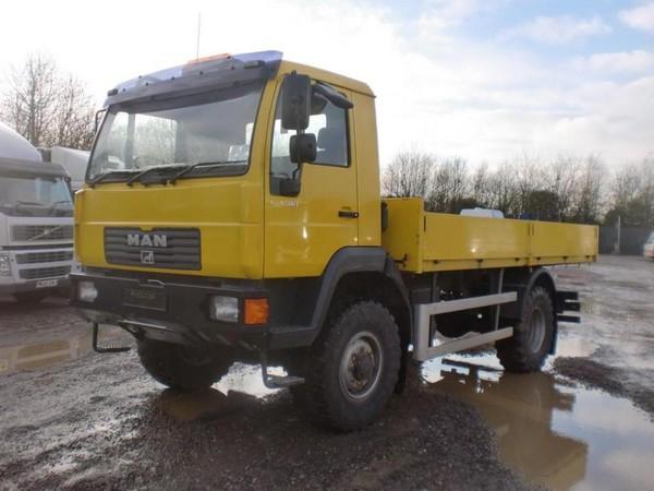 4X4 Man truck