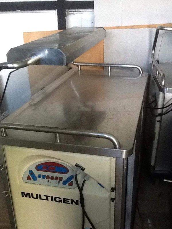 Multigen Burlodge Food Service Trolley
