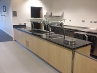 HOT COLD Carvery Buffet  counter unit