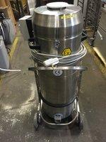 CFM 15 Atex Z22 industrial vacuum cleaner