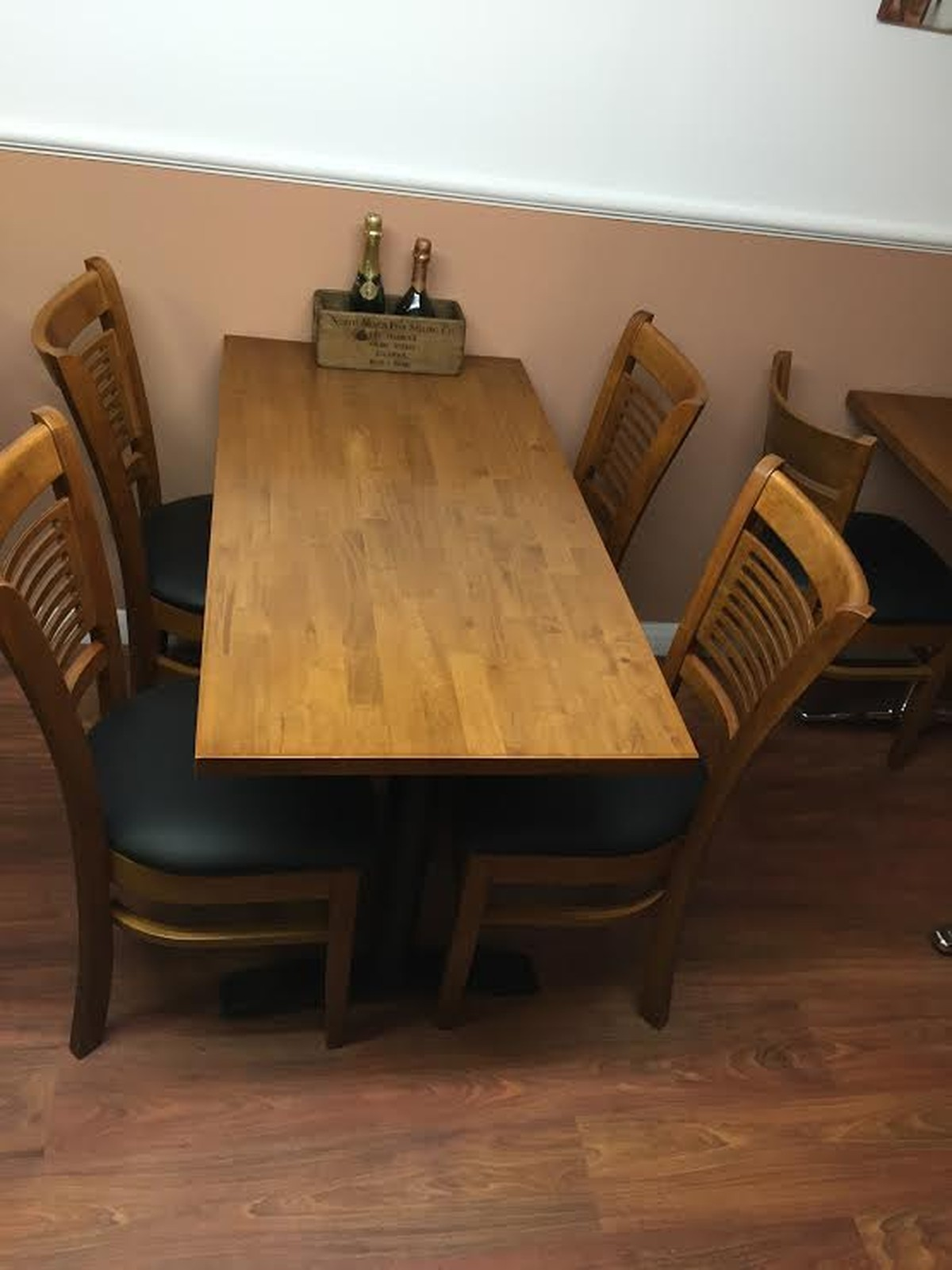 Secondhand hotel furniture dining tables new solid