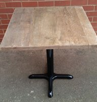 Reclaimed Square Tables