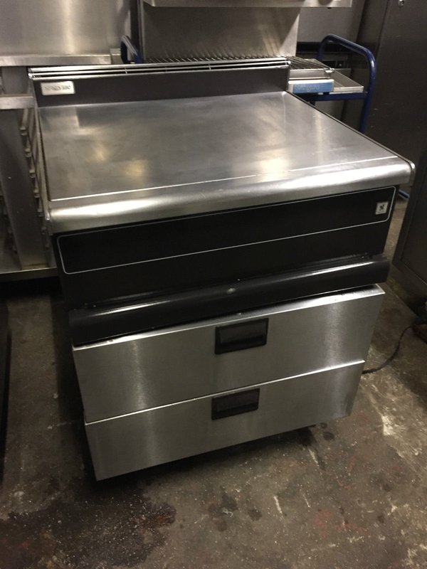 Falcon 350 Drawers and Prep Table